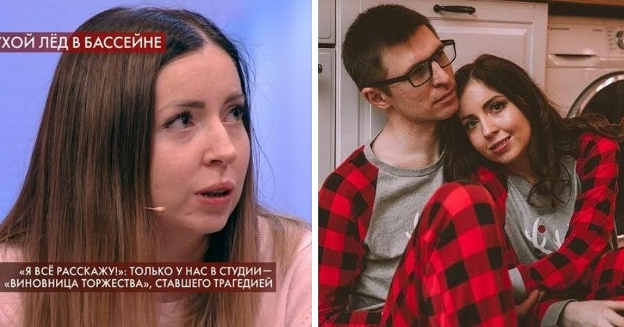 Фото Блогер Екатерина Диденко оправдалась на ток-шоу и упрекнула врачей