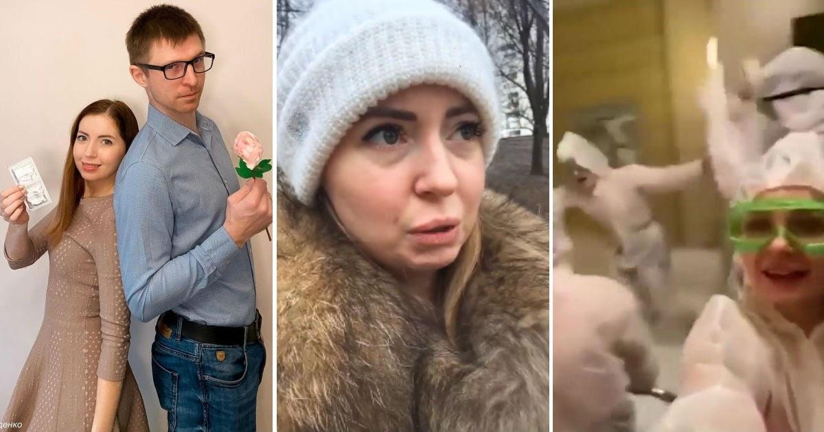 """Фото """"И это не хайп"""". Екатерина Диденко оправдала себя и мужа перед подписчиками"""