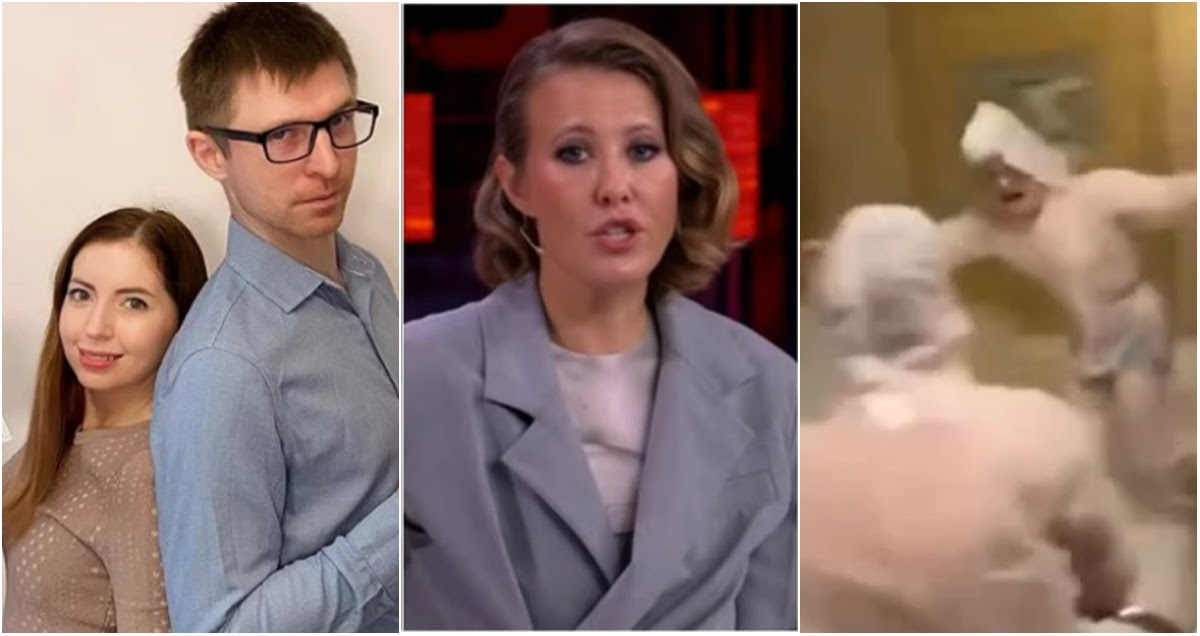 Диденко устроила истерику на шоу Ксении Собчак