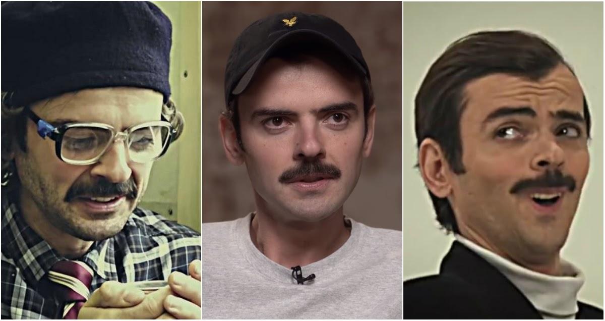 Актер Антон Лапенко: чем знаменит, лучшие видео и образы, 16 детей в семье