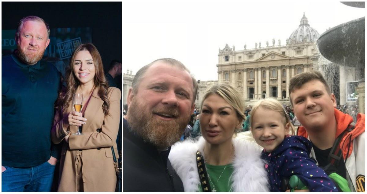 Жена Ивлева поймала его со студенткой-любовницей и подала на развод