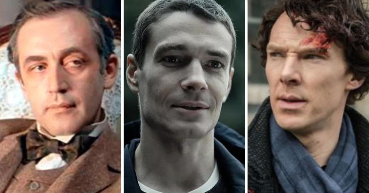 Максим Матвеев станет Шерлоком Холмсом в сериале с Богомоловым