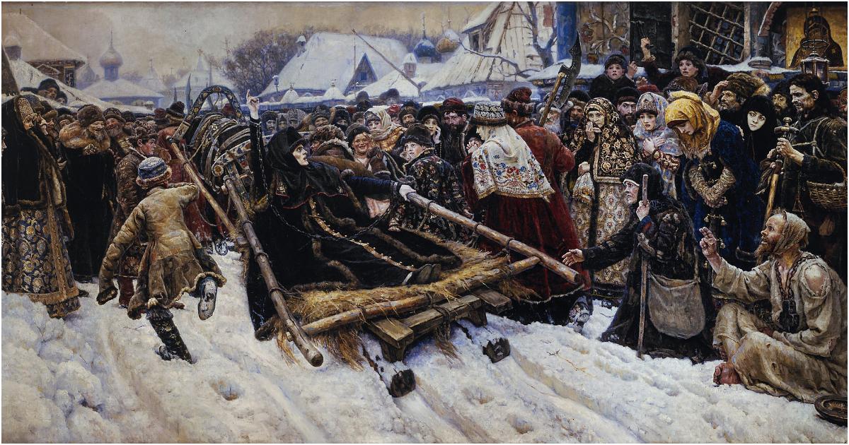 Фото Церковная реформа: церковный раскол в России XVII века. Патриарх Никон и раскол