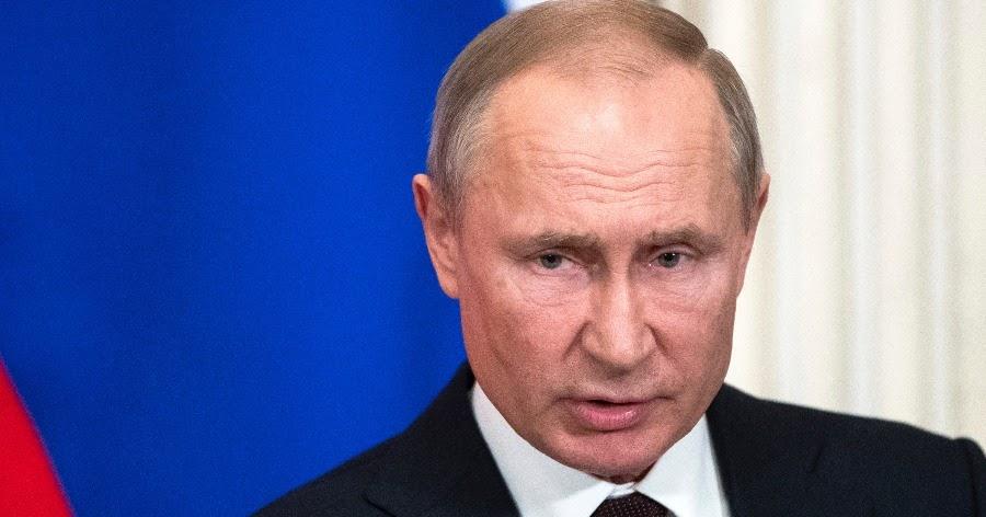 """Путин пригрозил: """"мы повторим"""" Великую Отечественную войну"""