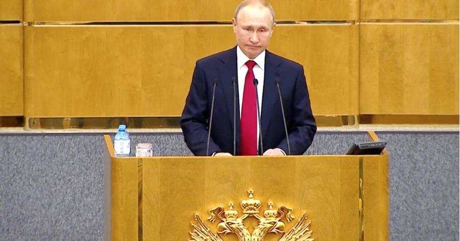 Фото Путин согласился на обнуление своих президентских сроков