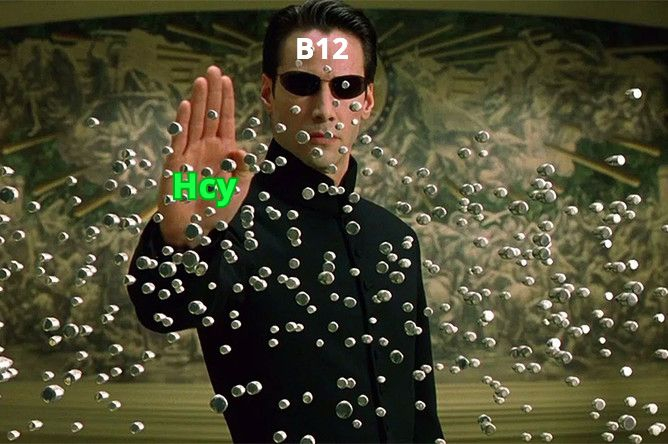 Фото Витамин B12: как узнать свой уровень и причем здесь старение мозга