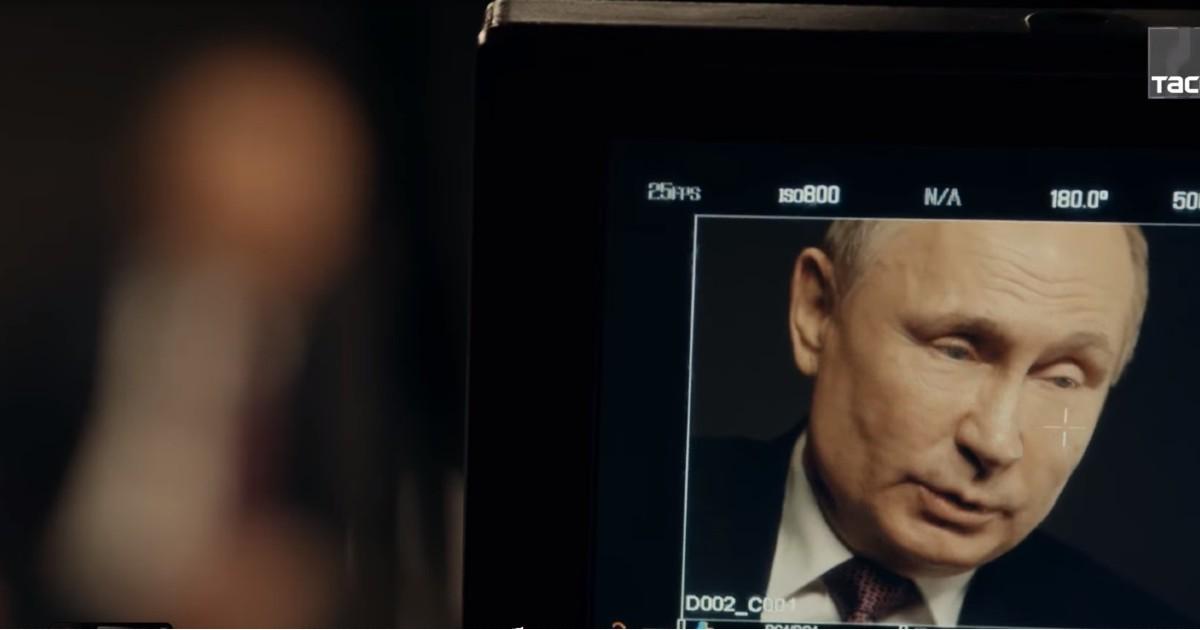 Газ, Бог и Самуэль Кольт. Как Владимир Путин жаловался на США и Украину