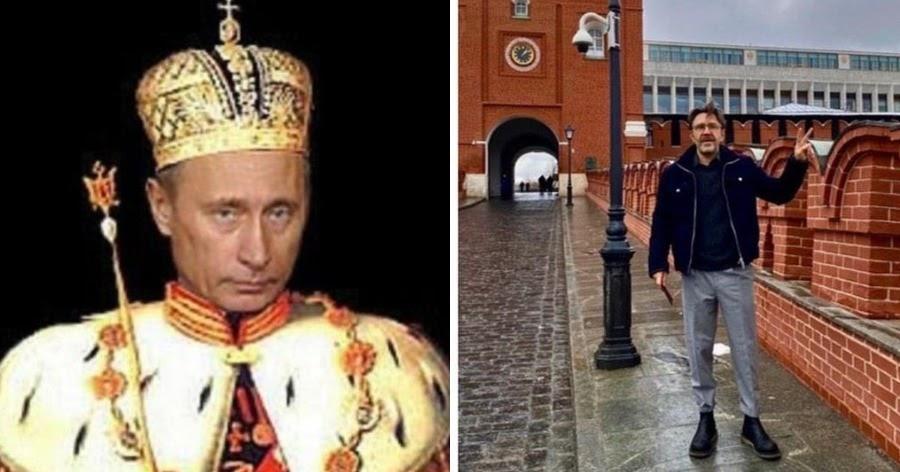 Фото Шнуров высмеял Путина за согласие обнулить президентские сроки