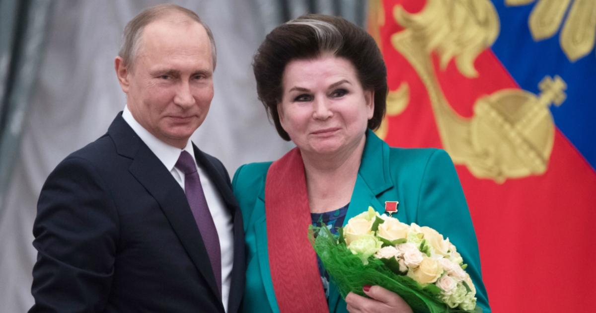 Терешкова оправдалась за  предложение обнулить президентские сроки Путина