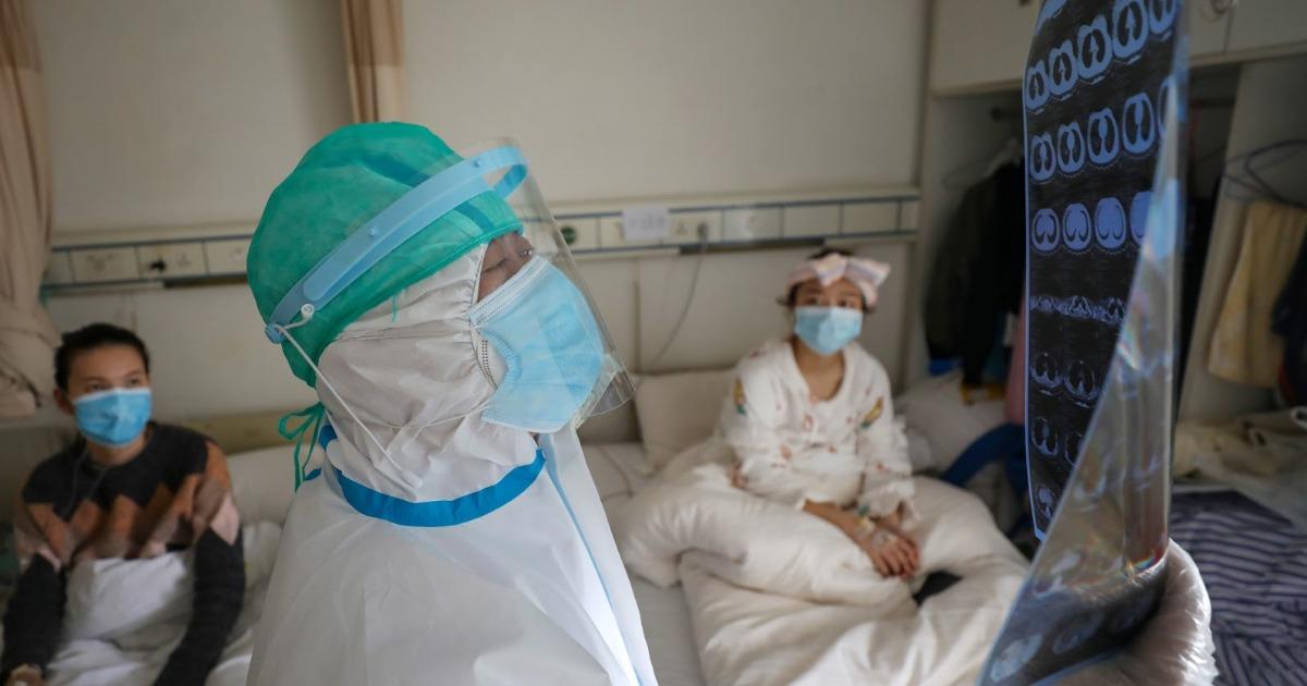 Фото Власти Китая: эпидемия коронавируса пошла на спад