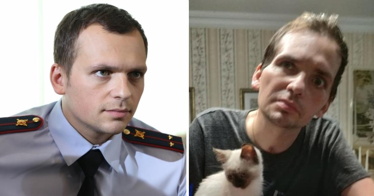 Фото Мать актёра-инвалида Алексея Янина рассказала о состоянии сына