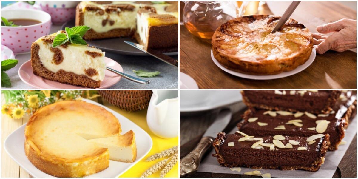 ТОП-7 творожных пирогов