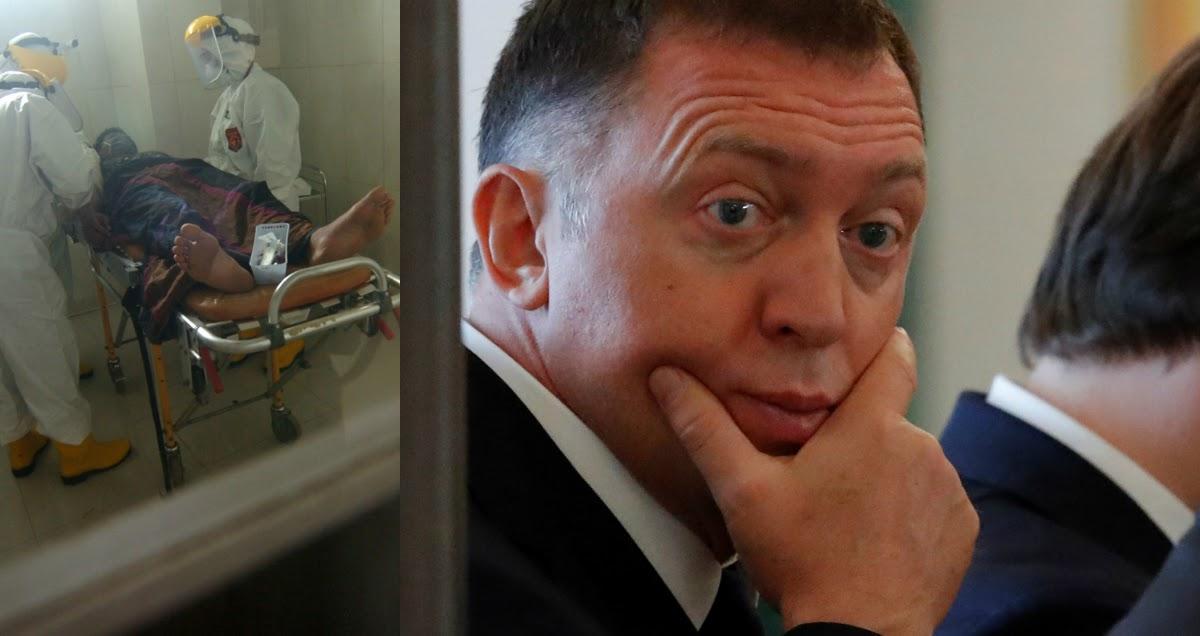 «Мы не готовы к эпидемии»: Дерипаска требует ввести полный карантин в России