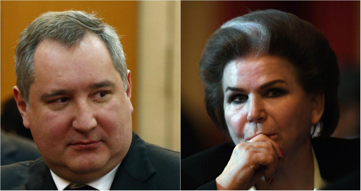 Глава «Роскосмоса» Рогозин резко ответил критикам Терешковой и обнуления