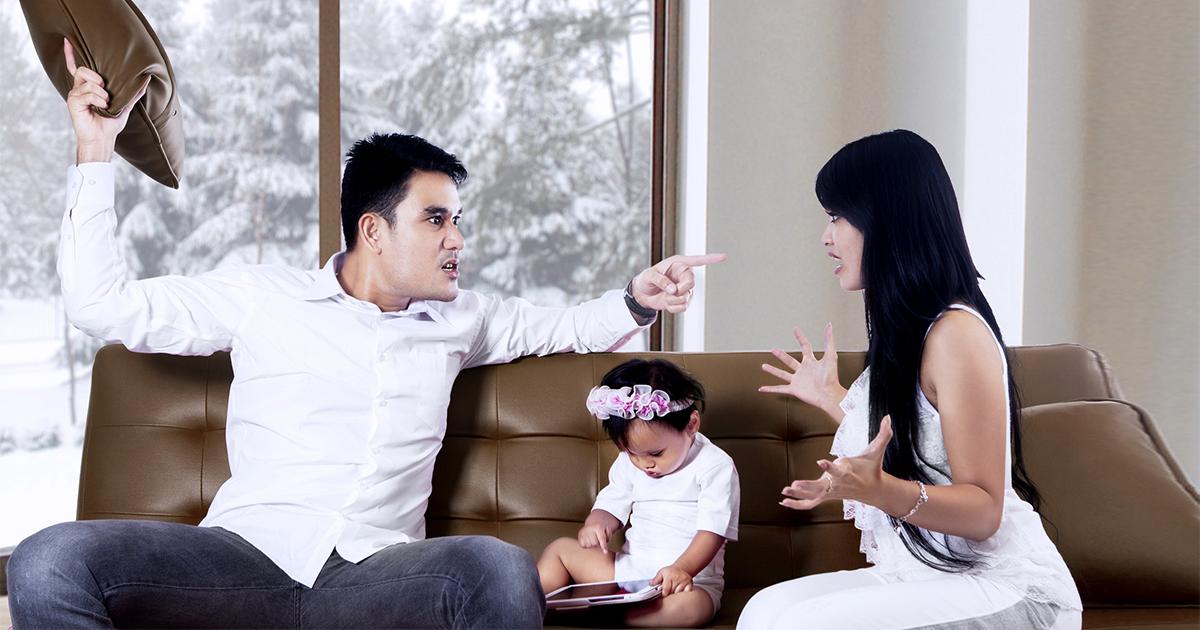 В Китае резко возросло число пар, которые решили расстаться