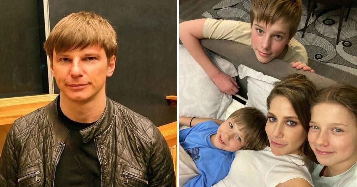 Фото Аршавин подал в суд на Барановскую, чтобы урезать алименты своим детям