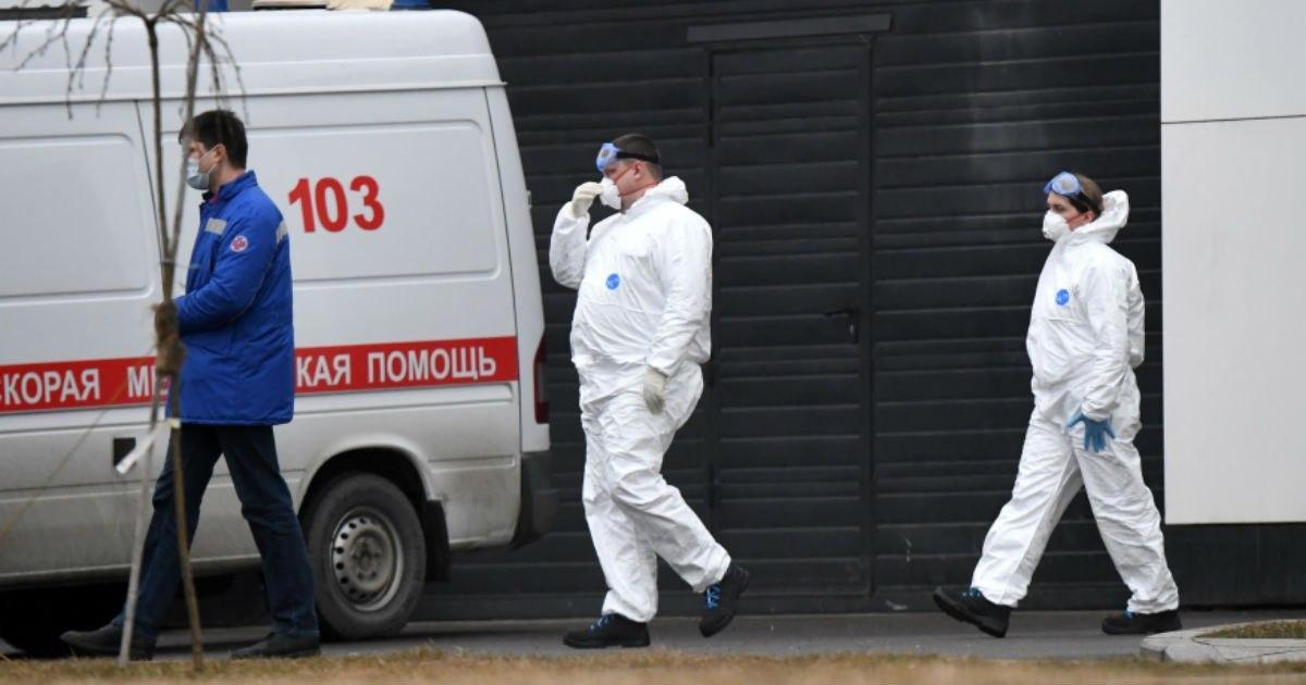 Фото В московской больнице не стало пациентки с коронавирусом - оперштаб