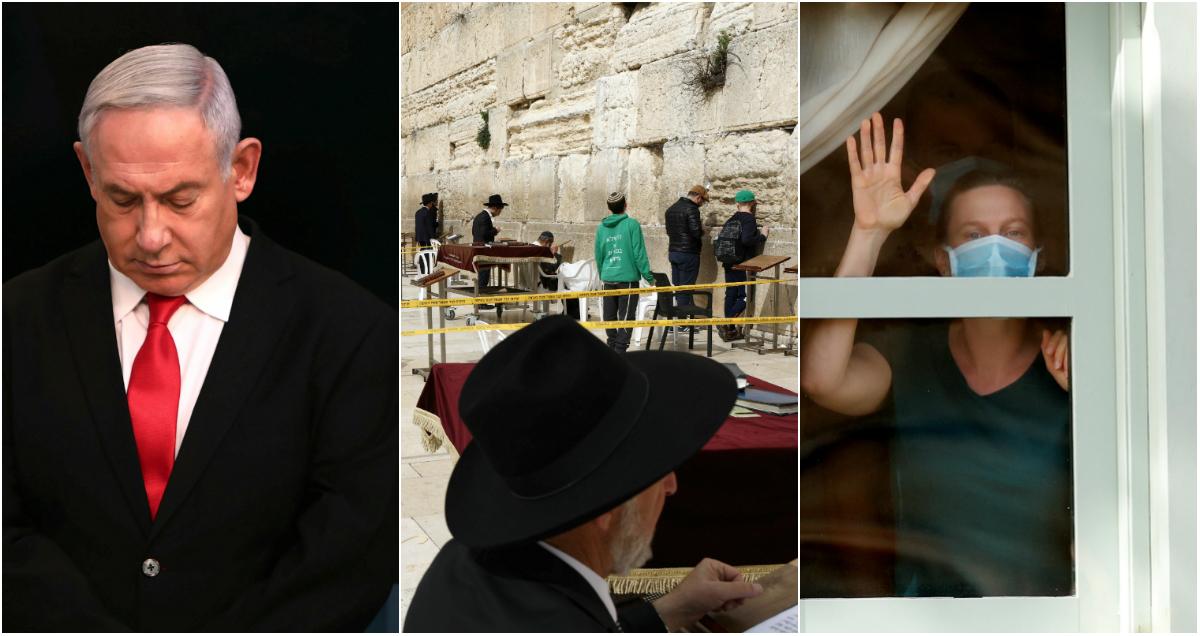 Тяжелое решение: власти Израиля запретили людям выходить из дома