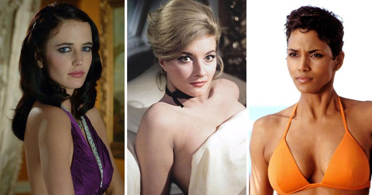 Убийственно хороши: 5 самых горячих девушек Джеймса Бонда