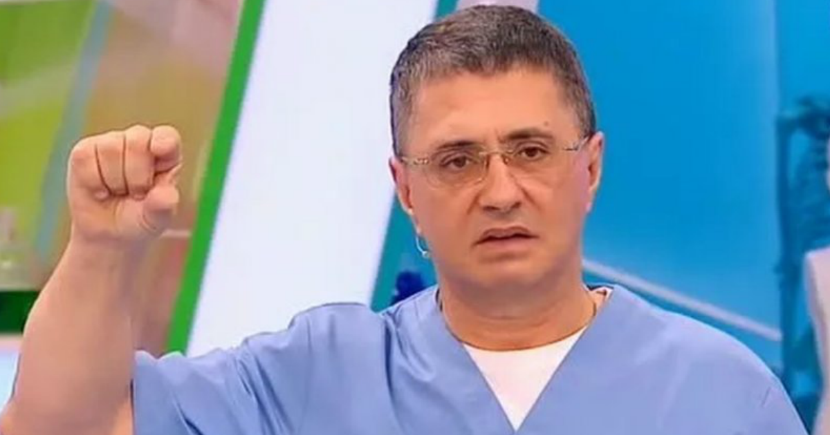 «Против карантина»: Доктор Мясников объяснил, почему не стоит паниковать