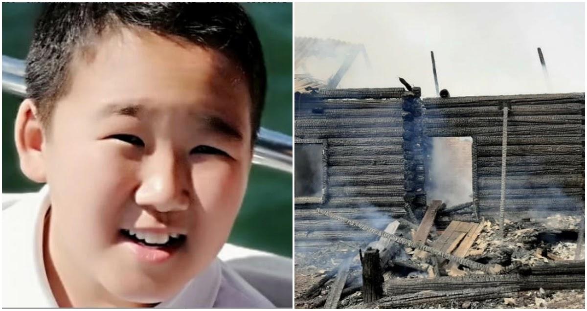 Маленький герой: шестиклассник спас четверых соседских детей из горящего дома