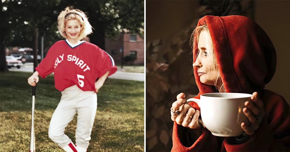 Фото Стала бабушкой в 30 лет. История жизни женщины с прогерией