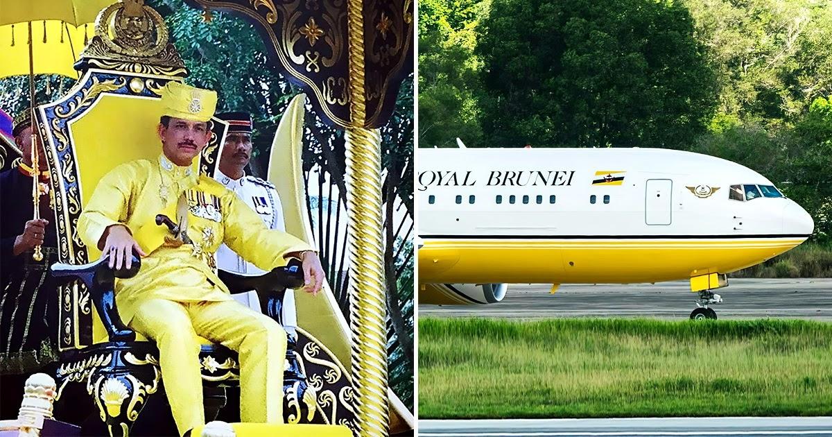 Роскошная жизнь и многоженство 73-летнего султана Брунея