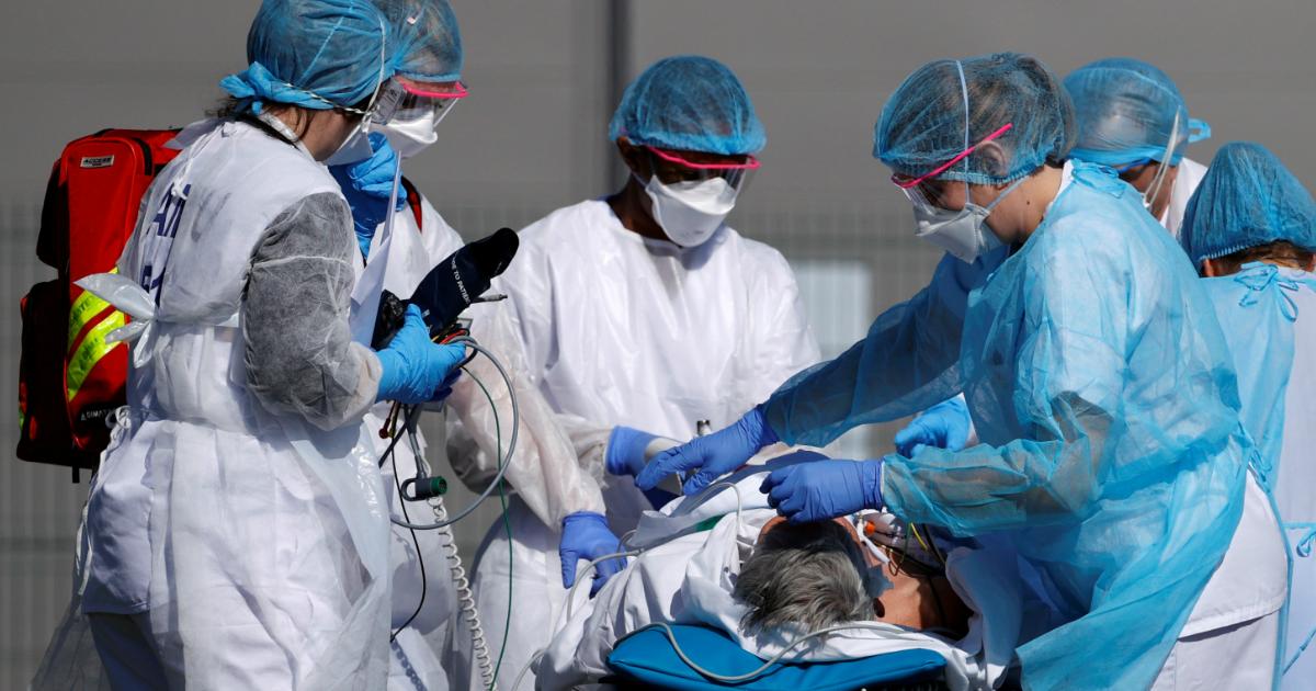 Фото Новые данные о пандемии коронавируса: Москва меняет схему постановки диагноза