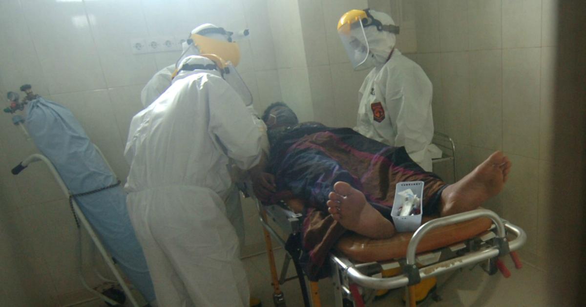 Коронавирус пришел еще в один регион РФ. Данные о пандемии к утру 24 марта