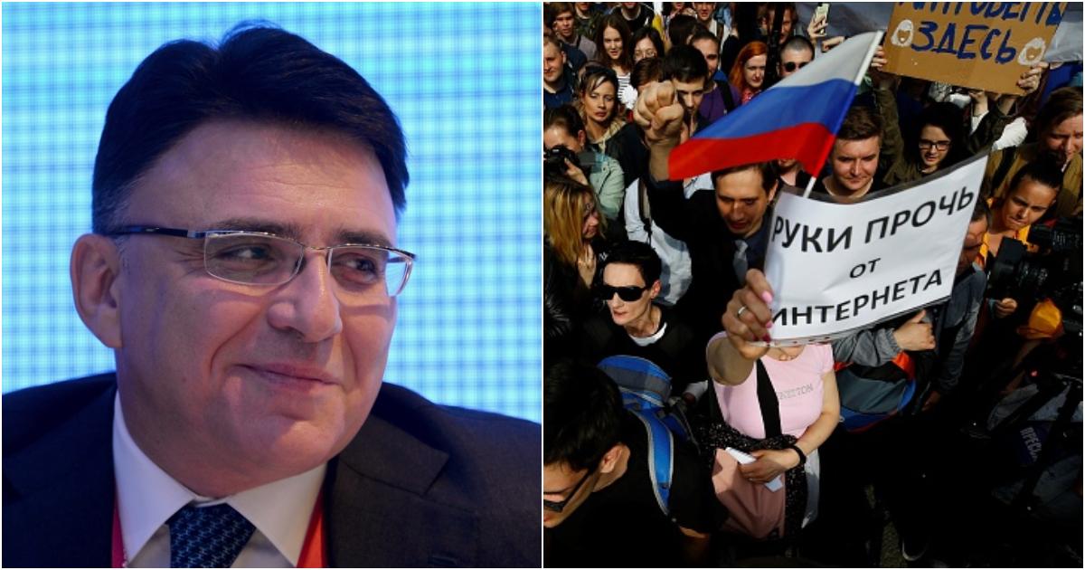 Александр Жаров: биография, цензура в Интернете и уход из Роскомнадзора