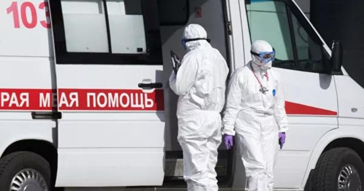 Первая беременная с COVID-19 в России. Данные о пандемии к утру 25 марта