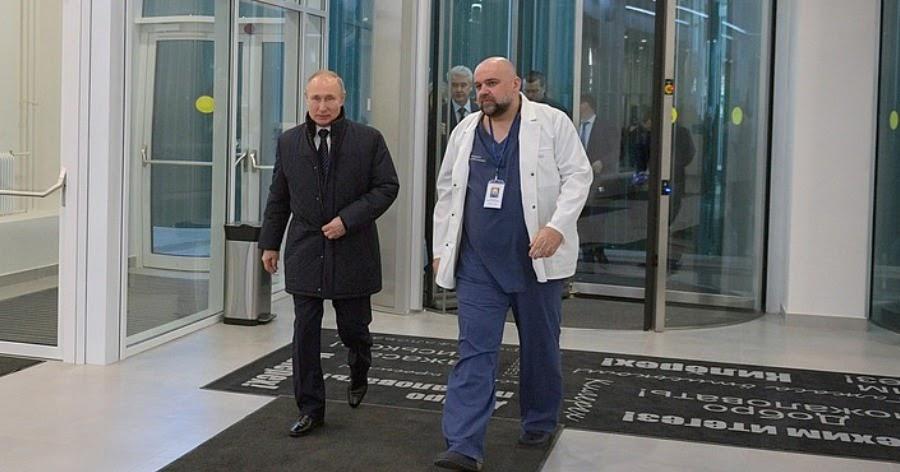 Фото Италия или Азия? Два сценария эпидемии в РФ, о которых доложили Путину