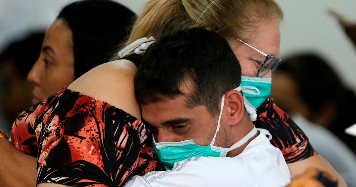 Фото Первые случаи смерти из-за коронавируса зафиксировали в Москве