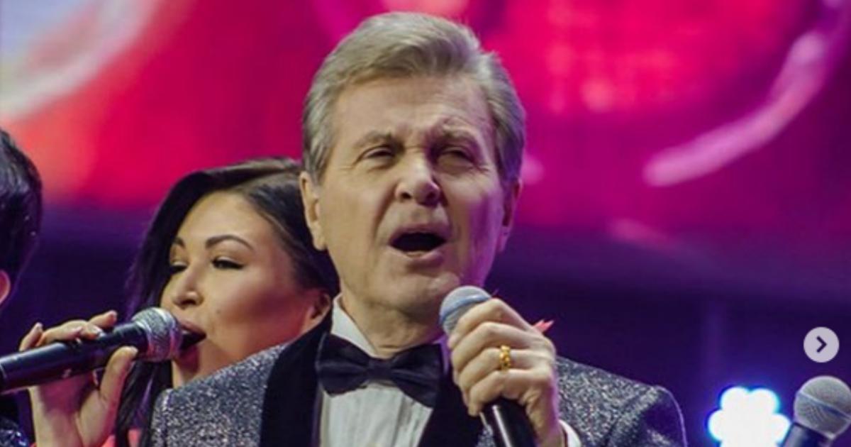 Лещенко в реанимации. Артист начал задыхаться в спецбольнице в Коммунарке