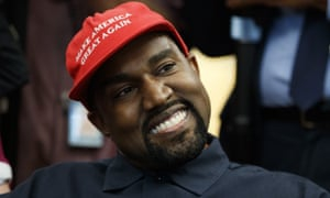 Kanye West likens backlash over support for Trump to racial profiling