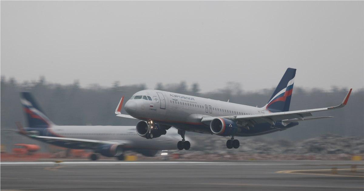 Фото Правительство РФ поручило прекратить авиасообщение с другими странами