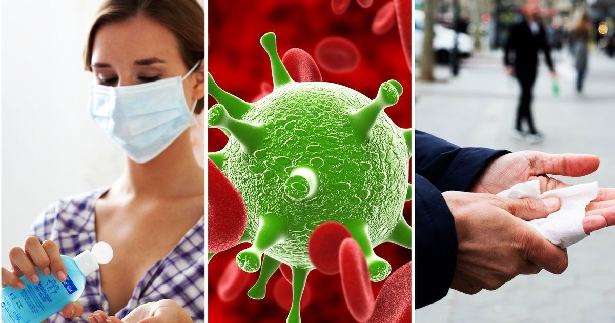 Фото Средства защиты от коронавируса: что убивает коронавирус?