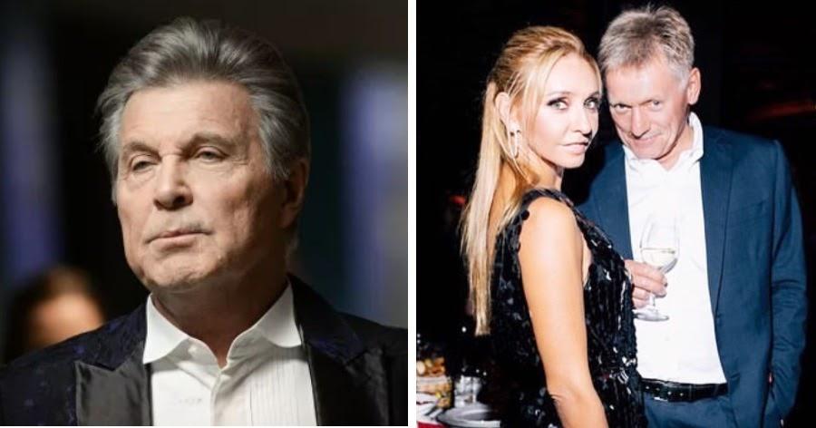 Песков признался, что был на одной вечеринке с заболевшим Лещенко