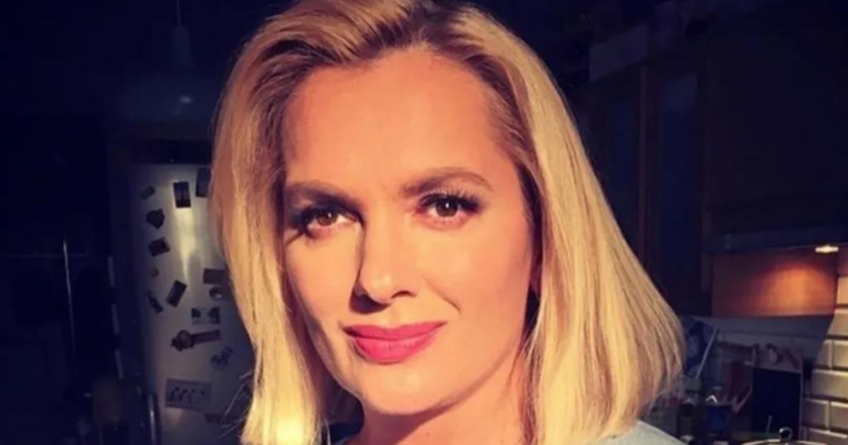 От актрисы Порошиной ушел отец ее пятого ребенка