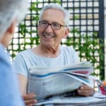 Aging Associated with Emotional Stability