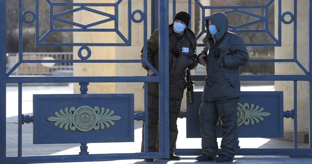 С 30 марта в Москве запрещено выходить на улицу: что можно и что нельзя?