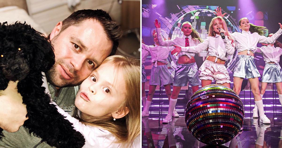 Талантливая дочь Кузи из «Универа». 10-летняя Милана покоряет сцену