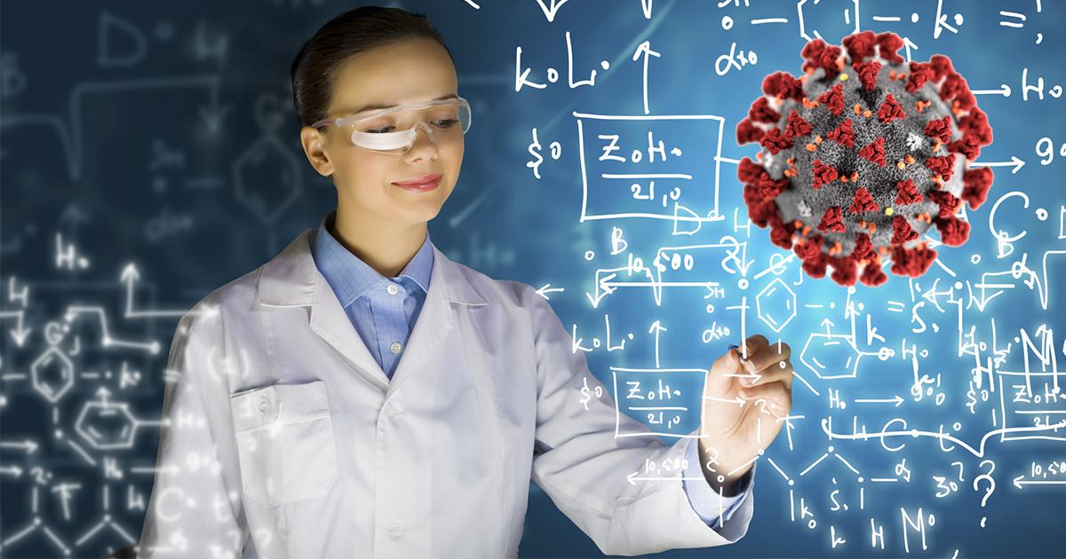 Ученые рассчитали сроки окончания пандемии коронавируса