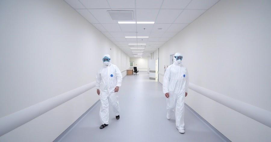 Новые смерти пациентов с COVID-19: в Москве, Петербурге и под Владимиром