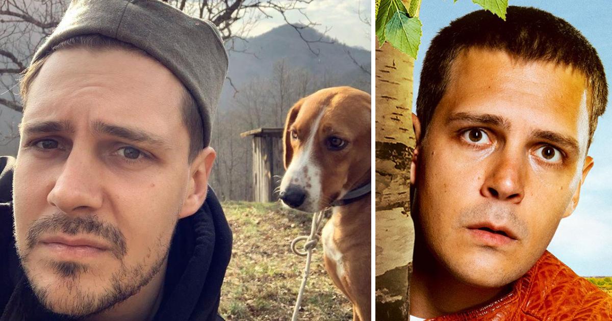 Звезда «Магомаева» Милош Бикович сбежал от коронавируса в горы