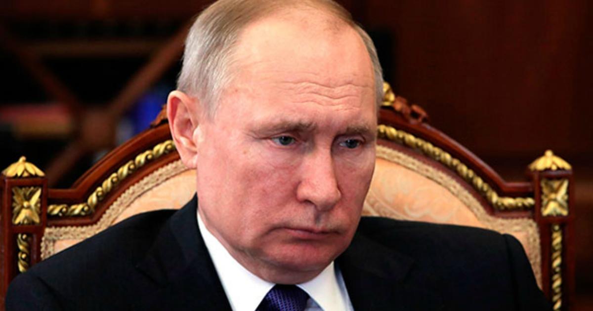 """Фото """"Нарушители режима"""": Путин выступил после самоизоляции Москвы"""