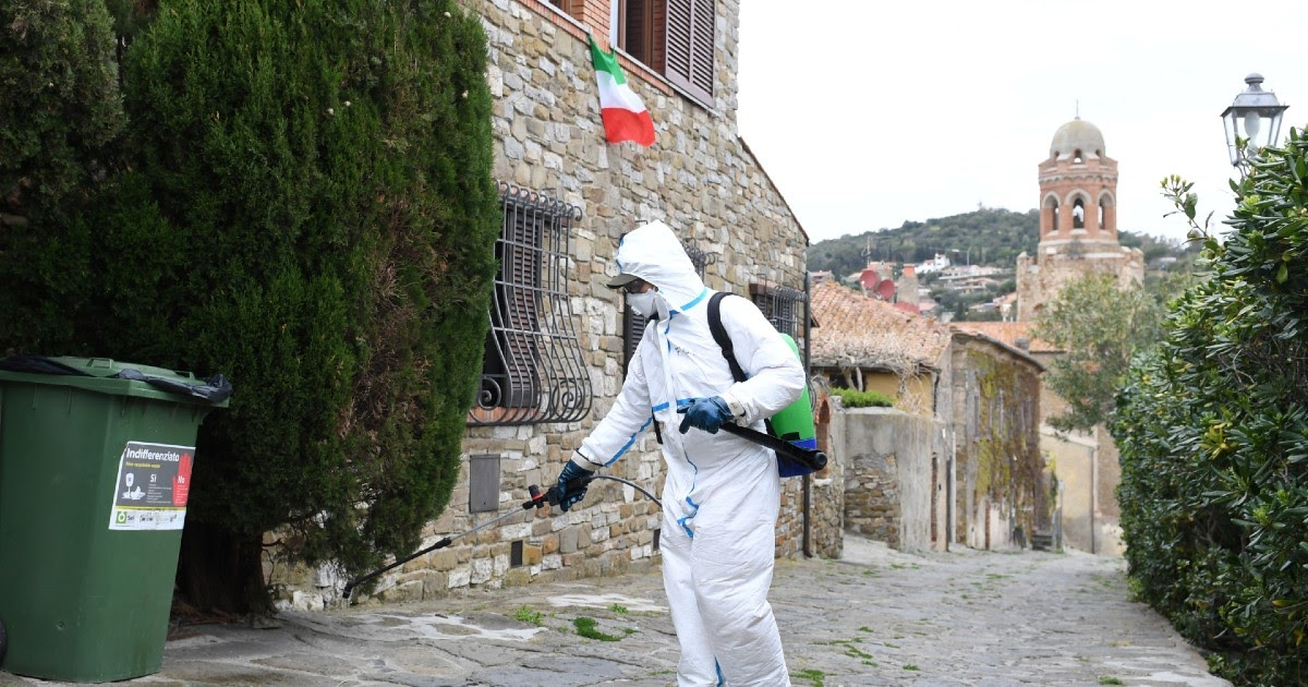 Фото Чудо в Римини: 101-летний итальянец излечился от коронавируса