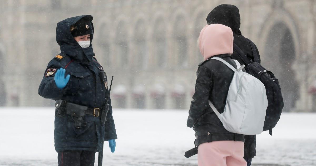 Прирост заболевших меньше, чем вчера. Данные о вирусе в России на 1 апреля