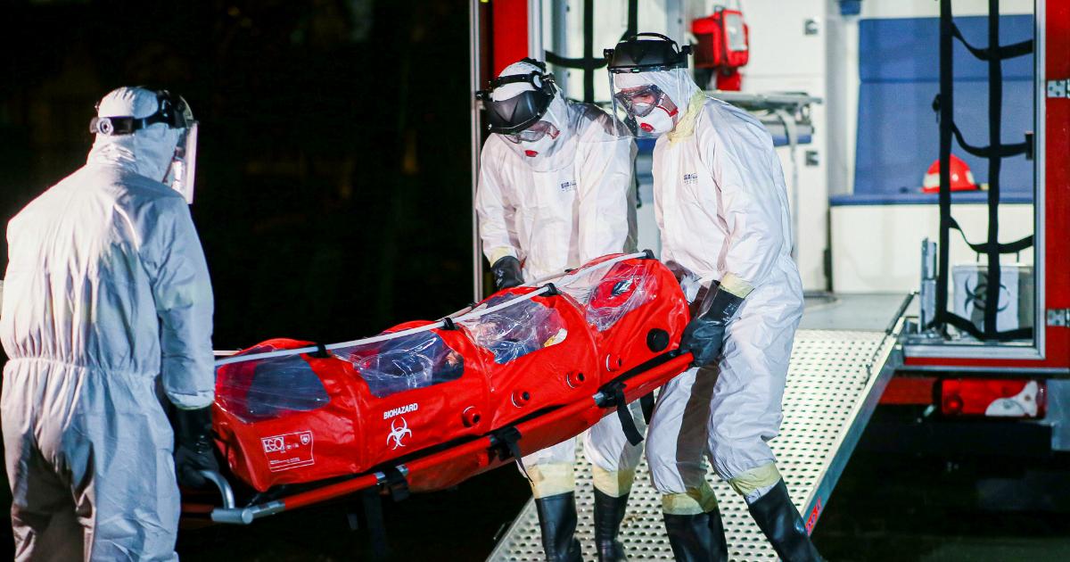 Власти хотят продлить нерабочую неделю: данные о пандемии к вечеру 1 апреля