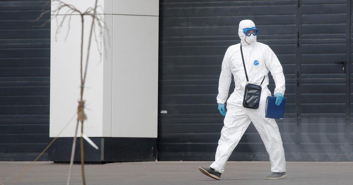 В России 771 новый случай COVID-19: данные о пандемии на утро 2 апреля